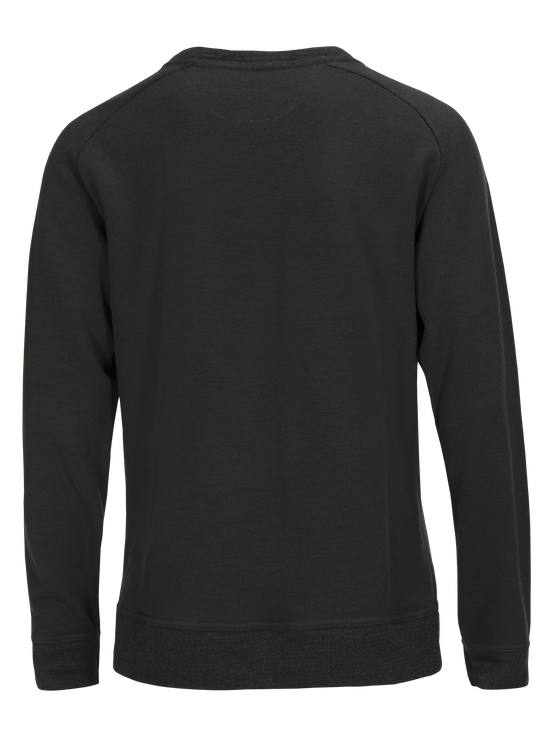Unisex Sweatshirt med rund halsringning Swedish Army Green | Peak Performance
