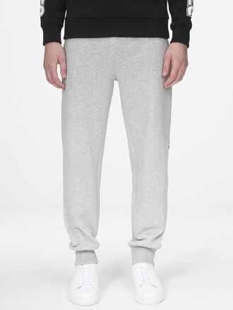 Herren Sportswear Mit Print Sweatpants Med Grey Mel | Peak Performance
