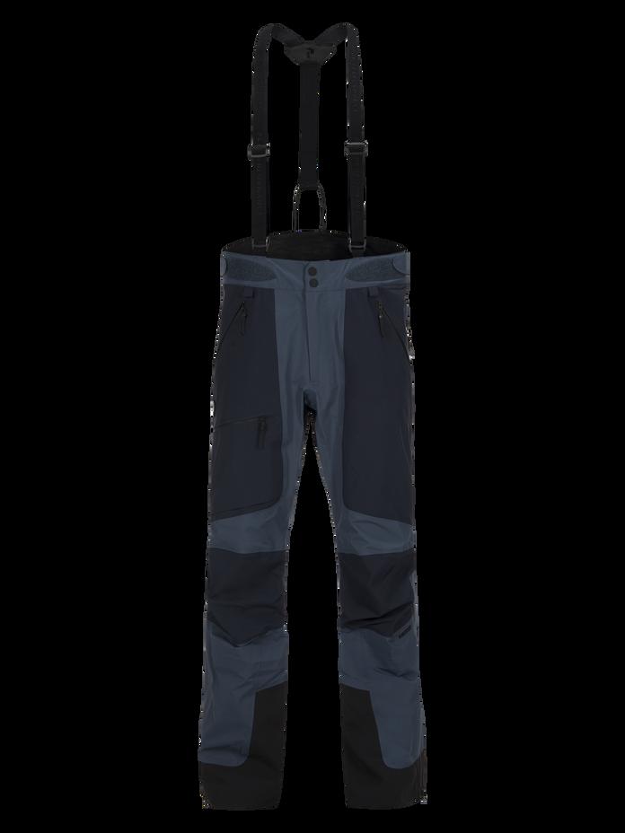 Men's Core 3-Layer Ski Pants Blue Steel | Peak Performance