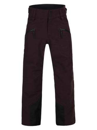 Kids Radical 3-lagige Skihose Mahogany | Peak Performance