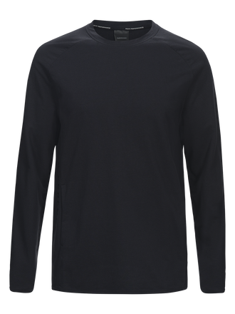 Men's Tech Lite Long-sleeve Top Black | Peak Performance