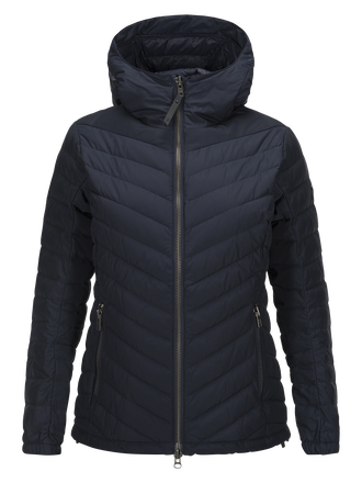 Blouson femme Frost City Salute Blue | Peak Performance