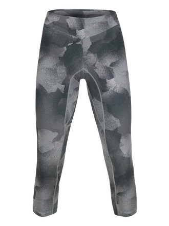 Women's Printed Cropped Tights Pattern | Peak Performance