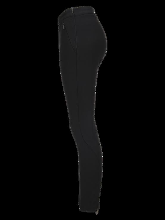 Blackeley stretchiga golfbyxor för damer Black | Peak Performance