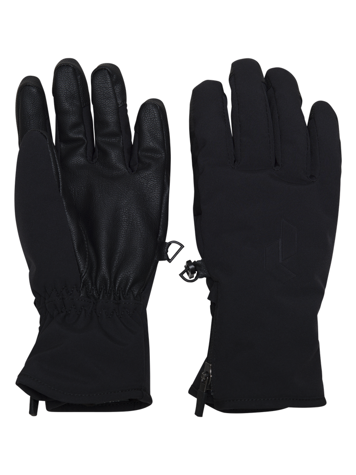 Kids Unite Gloves Black | Peak Performance