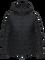 Women's Winter Helium Hooded Jacket Black | Peak Performance