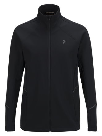 Men's Kezar Running Jacket Black | Peak Performance