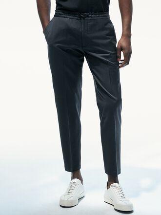 Men's Every Wool Pants Black | Peak Performance