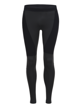 Men's Block Running Tights Skiffer | Peak Performance