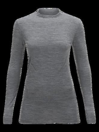 Damen Civil Merino Langarm T-Shirt