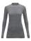 Civil Merino långärmad t-shirt för damer Grey melange | Peak Performance