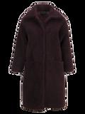 Women's Teddy Coat