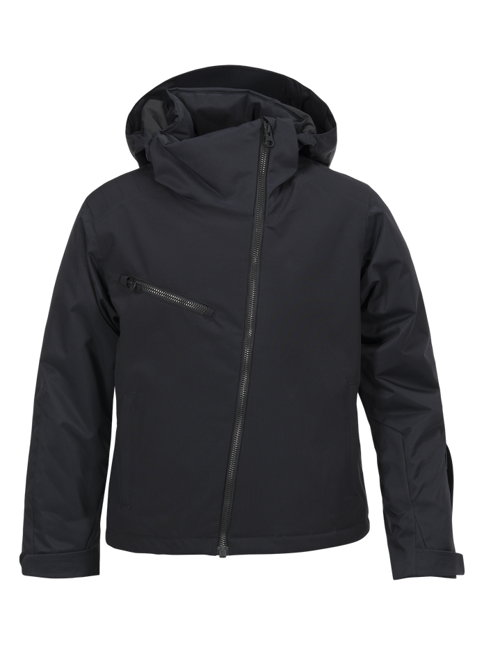 Kids Scoot Skijacke Black | Peak Performance