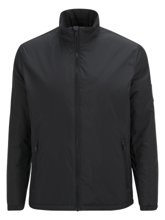 Herren Troop Jacke Black | Peak Performance