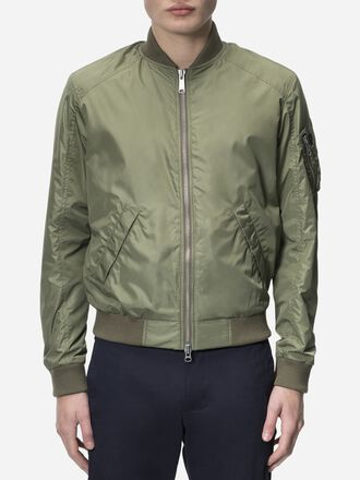 Herren Spectrum Jacke Leaflet green | Peak Performance