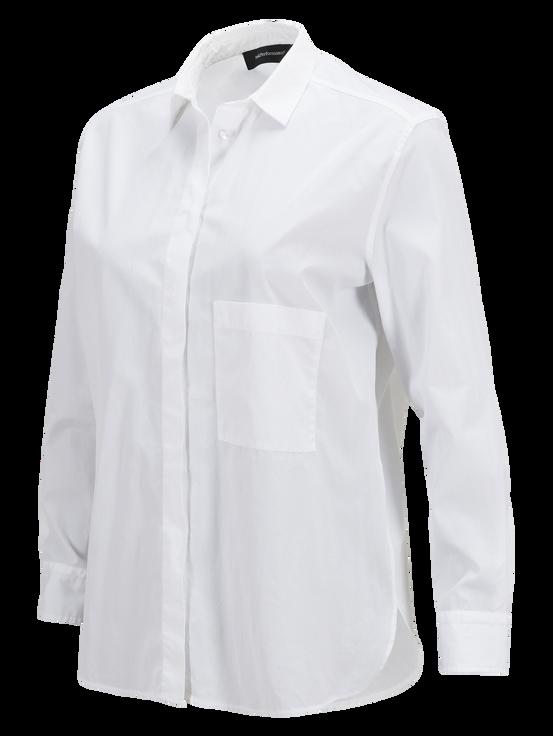 Super damskjorta White | Peak Performance