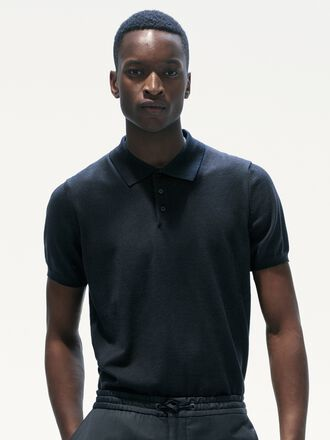 Men's David Shortsleeved T-shirt Black | Peak Performance