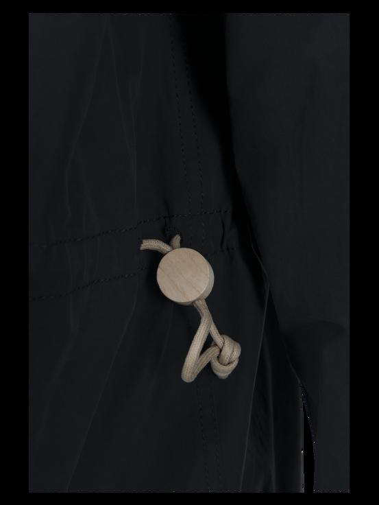 Unisex Vindskjorta Black | Peak Performance