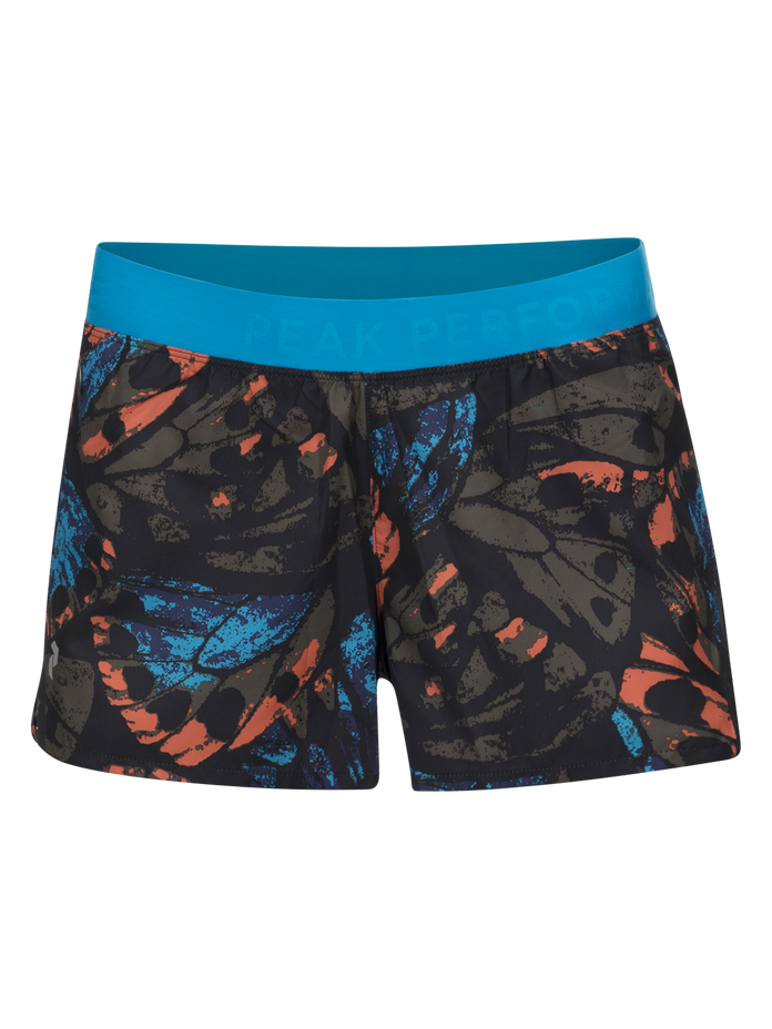 Women's Work It Printed Shorts Pattern | Peak Performance