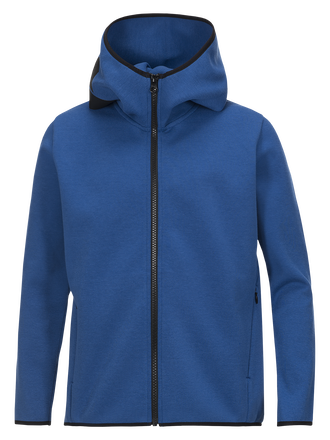 Sweat zippé à capuche enfant Tech True Blue | Peak Performance