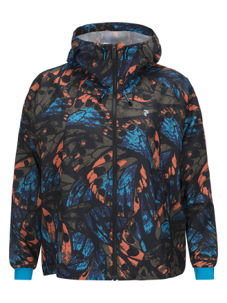 Damen Work It Mit Print Jacke Pattern | Peak Performance