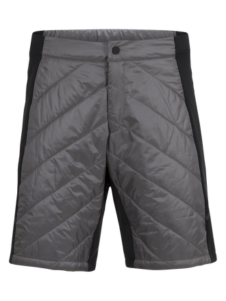 Men's Alum Shorts Quiet Grey | Peak Performance