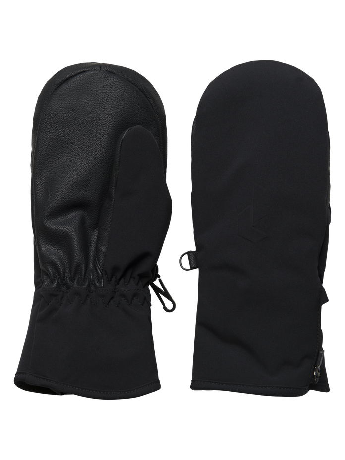 Kids Unite mittens Black | Peak Performance