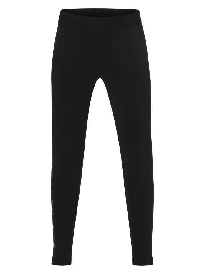 Leggings enfant Tech Black | Peak Performance