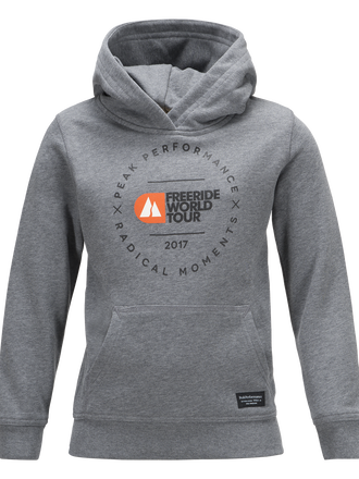 Kids Freeride World Tour Hooded Sweater