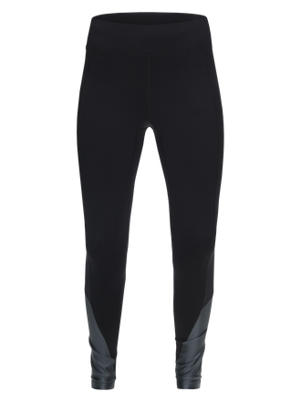 Damen Block Lauftights Black | Peak Performance
