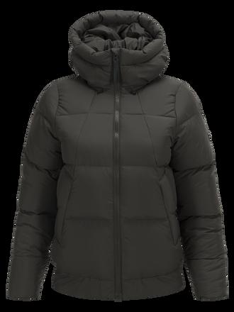 Women's Divison Jacket Olive Extreme | Peak Performance