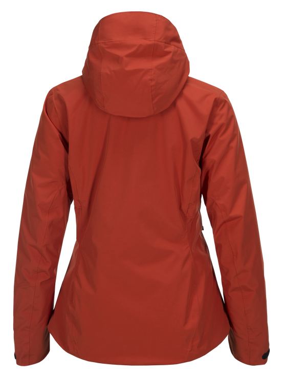 Blouson de ski femme Anima Orange Planet | Peak Performance