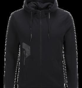 Men's Zero Zipped Hooded Sweater