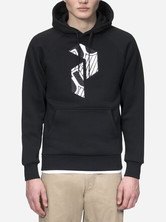 Herren Art Hoodie Black | Peak Performance