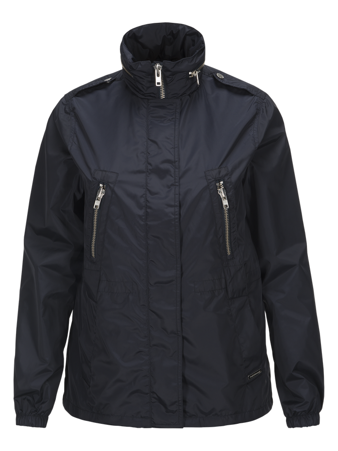 Damen Hunt Jacke Salute Blue | Peak Performance
