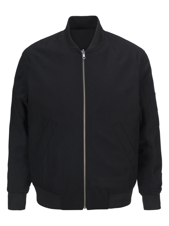 Men's Drew Jacket Black | Peak Performance