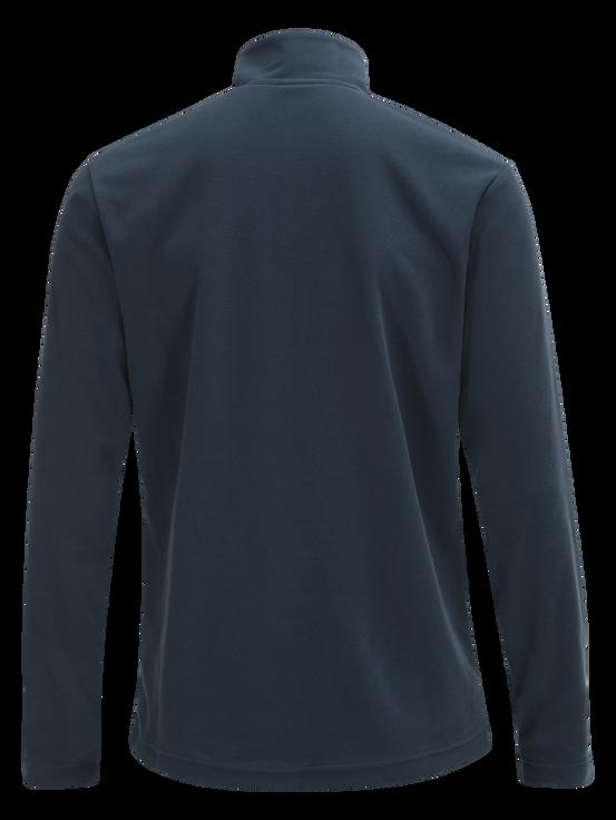 Men's Light Micro Zipped Mid-Layer Blue Steel | Peak Performance