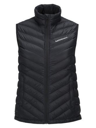 Women's Frost Down Liner Vest ARTWORK | Peak Performance