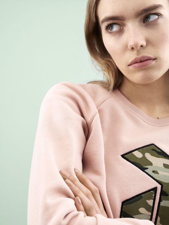 Women's Art Crew neck Softer Pink | Peak Performance