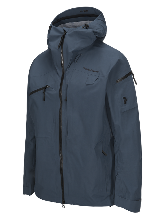 Alpine herrskidjacka Blue Steel | Peak Performance