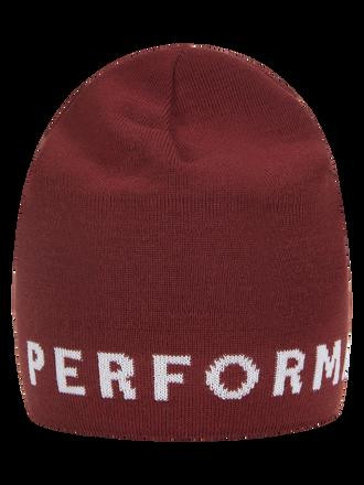 SW Logo Mütze Dusty Wine | Peak Performance