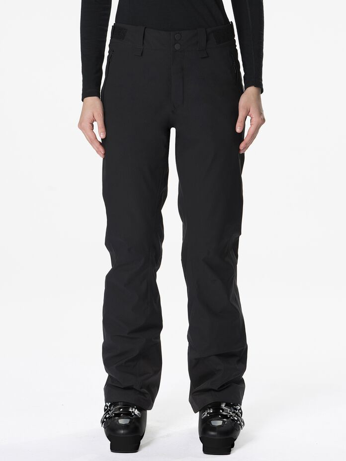 Pantalon de ski femme Whitewater Black | Peak Performance