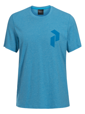 Track t-shirt för herrar Active Blue | Peak Performance