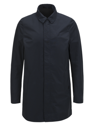 Men's Marcs Coat Salute Blue | Peak Performance