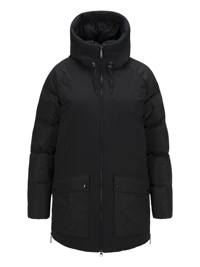 Damen Stella Jacke Black | Peak Performance