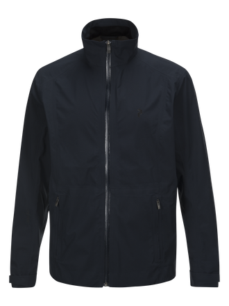 Men's Golf Contention Jacket Salute Blue | Peak Performance