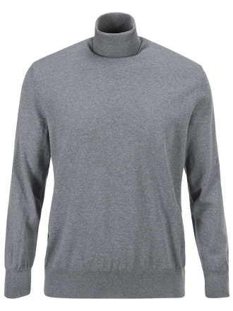 Men's Merino Roll neck sweater