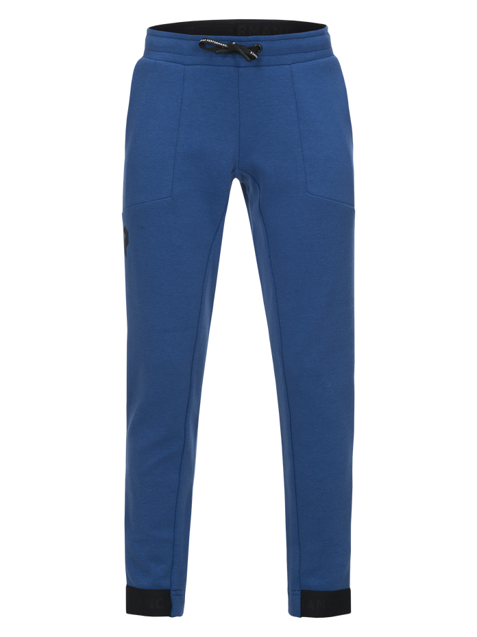 Kids Tech Pants True Blue | Peak Performance