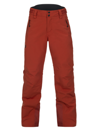 Pantalon de ski femme Amina Orange Planet | Peak Performance