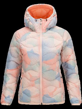Women's Helium Hood Printed Jacket